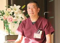 乳腺専門医(日本乳癌学会認定)の井上博道院長